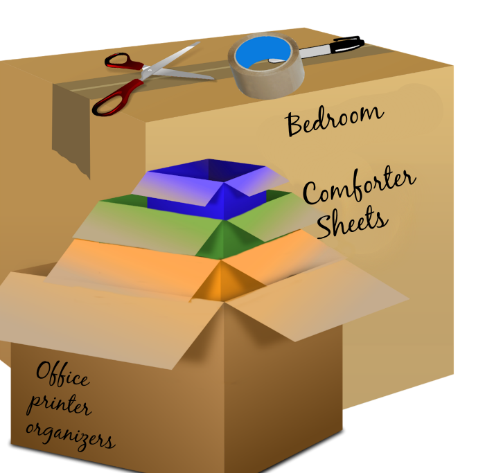 Label your boxes