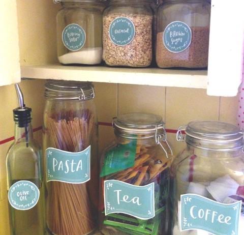 Organize Your Messy Kitchen