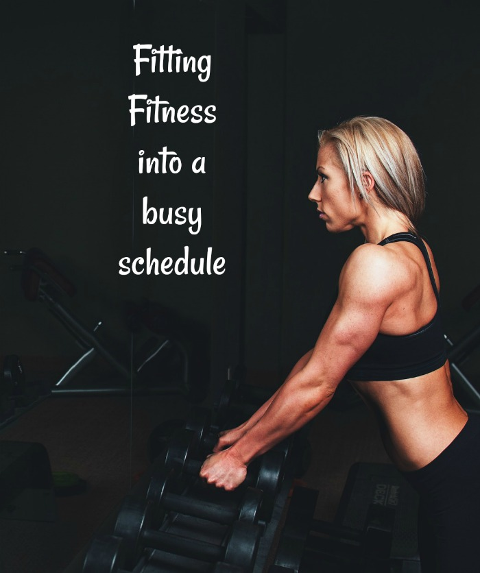 Easy exercise tips for a busy schedule