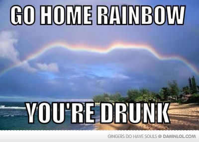Go Home…You're Drunk!