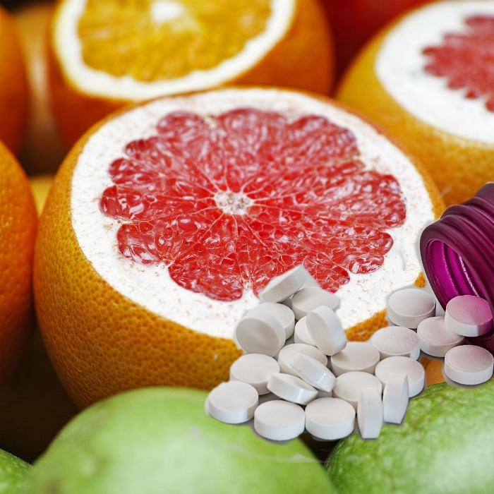 grapefruit and drugs interactions