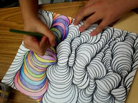 Easy DIY Art - Jess Explains It All