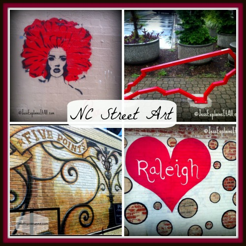 "NC Street Art - <a href=""http://jessexplainsitall.com/nc-street-art/ "">Jess Explains It All</a>"