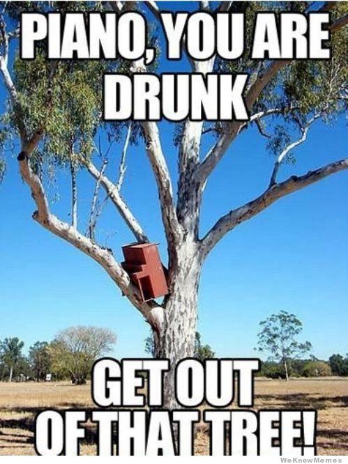 Drunk piano meme