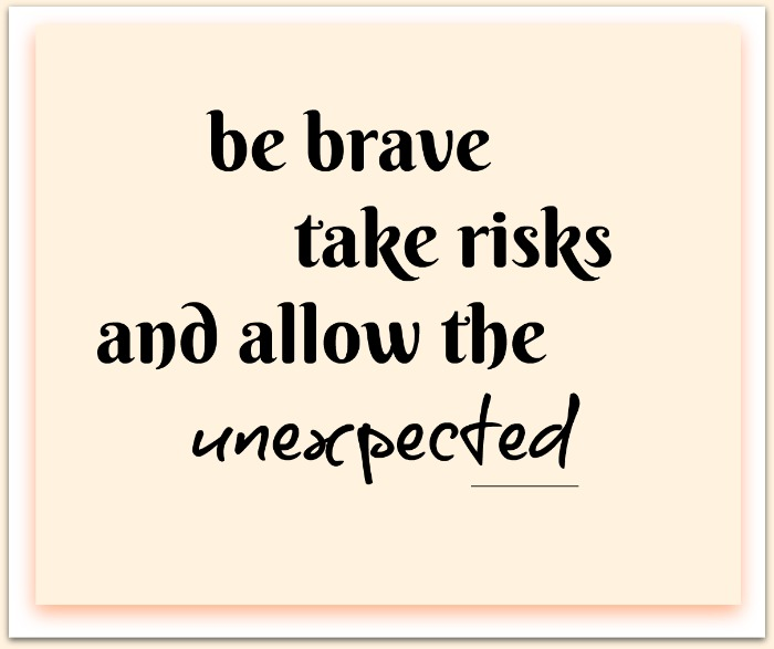 Quote about bravery