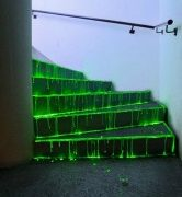 Spooky Halloween Glowing Steps