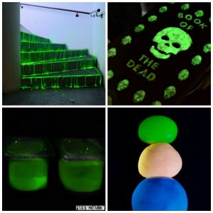 Glow in the Dark Projects