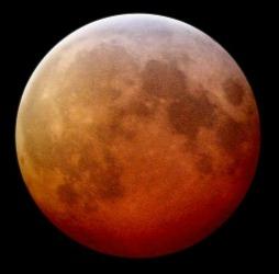 Lunar Eclipse Tonight!