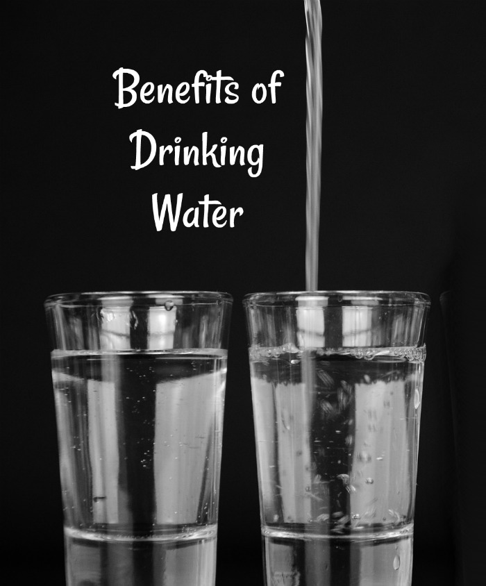 Find out the benefits of drinking water