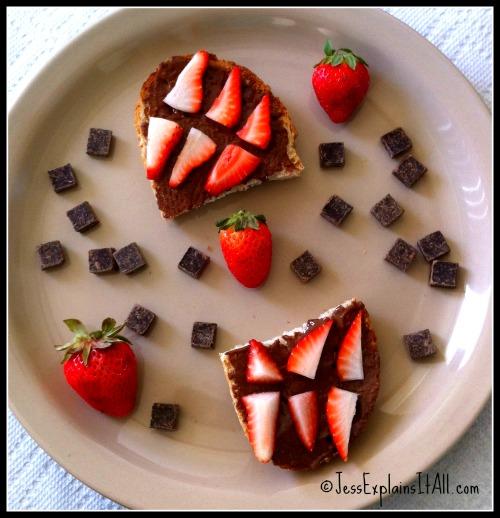 Homemade Dark Chocolate Peanut Butter -Jess Explains It All