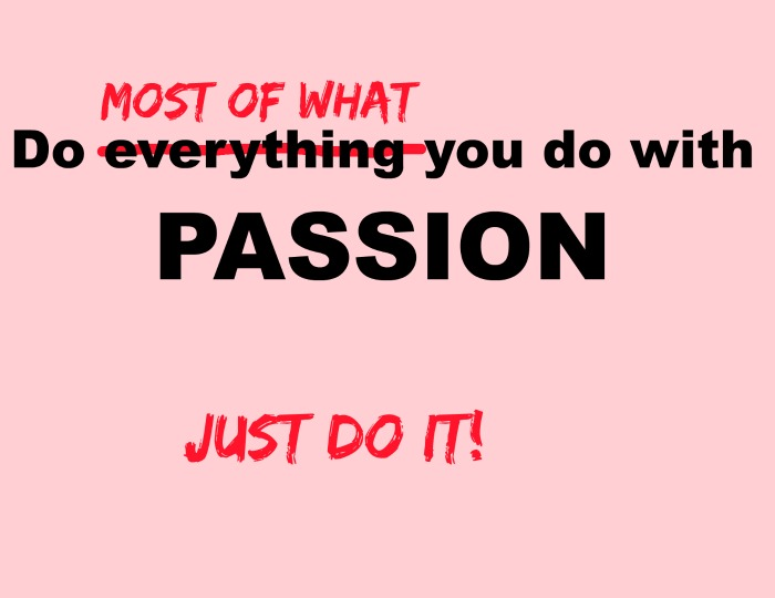 being passionate meme