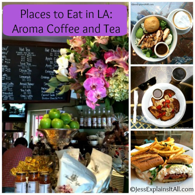 "Looking for great ""Places to Eat in Los Angeles""? Check out my blog post on one of my favorite brunch spots.  They've got amazing coffee and some of the best food!"