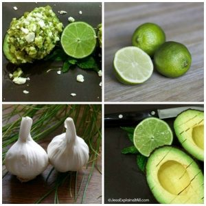 Avocado Boats with Feta Cheese