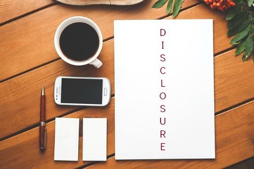 disclosure-legal