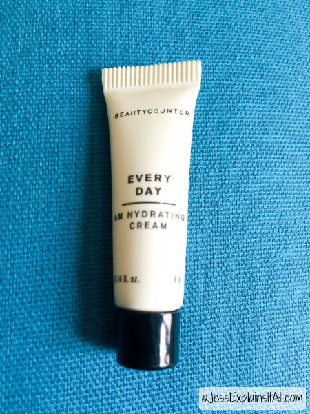 everyday hydrating cream