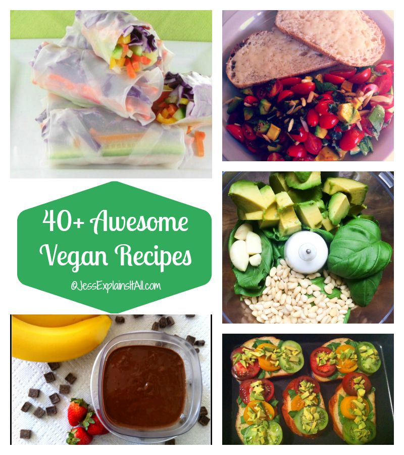 Are you new to being a vegan? Or are you just looking for some great recipes and tips to cook vegan food you'll actually like? Check out these 10 tips!