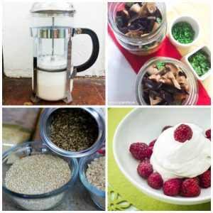 Creative French Press uses