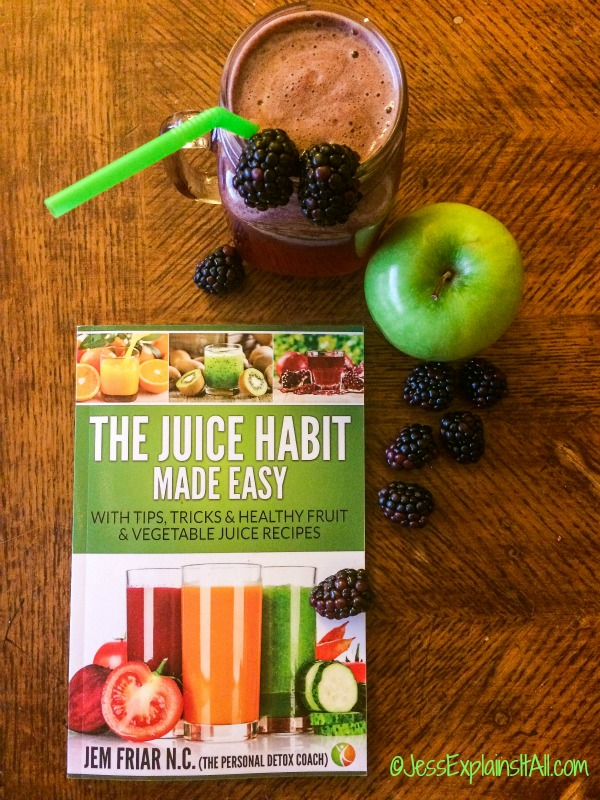Are you an expert juicer, or a beginner? At any skill level, this Autumn Fresh Juice is sure to amaze! It's perfectly fruity, and great for a sweet treat!