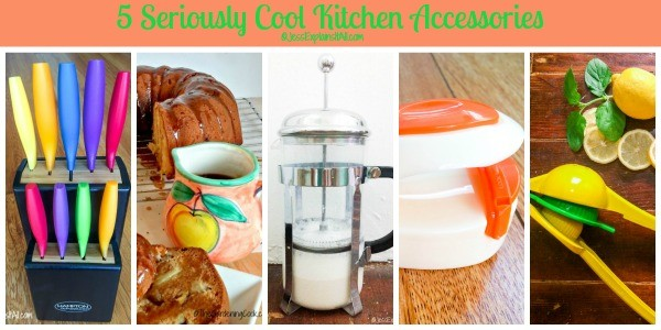5 Seriously Cool Kitchen Accessories