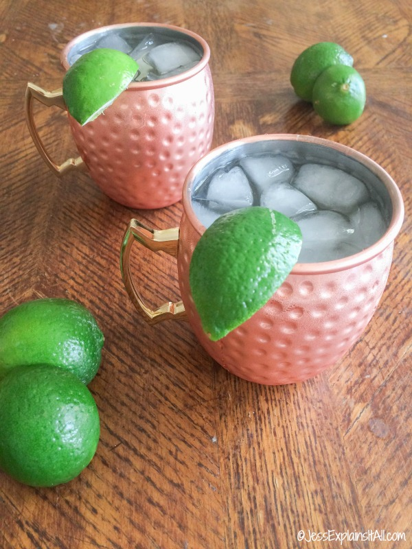 Want a strong drink that tastes great? Look no further than my Classic Moscow Mule Recipe. Click here for the recipe and history behind this amazing drink!