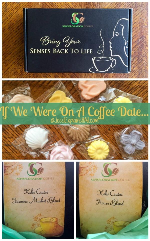 If we were on a Hawaiian Coffee Date