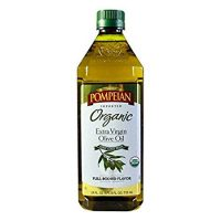 Pompeian Organic Extra Virgin Olive Oil, 24 Ounce