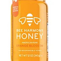 BEE HARMONY American Orange Blossom Honey, 12 OZ