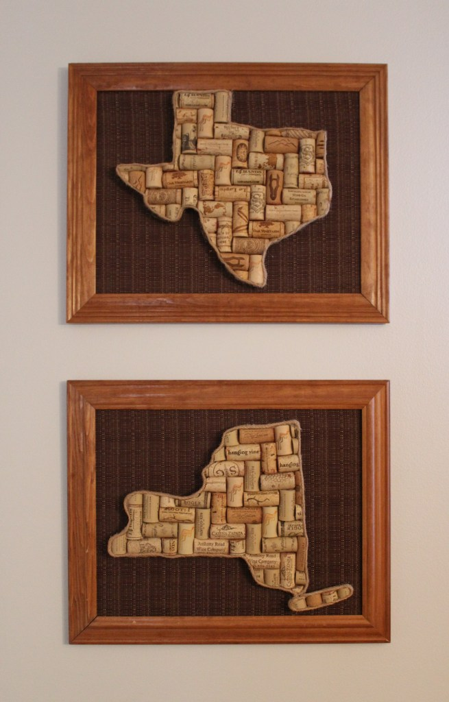 Cork New York – Wine Cork Wall Art