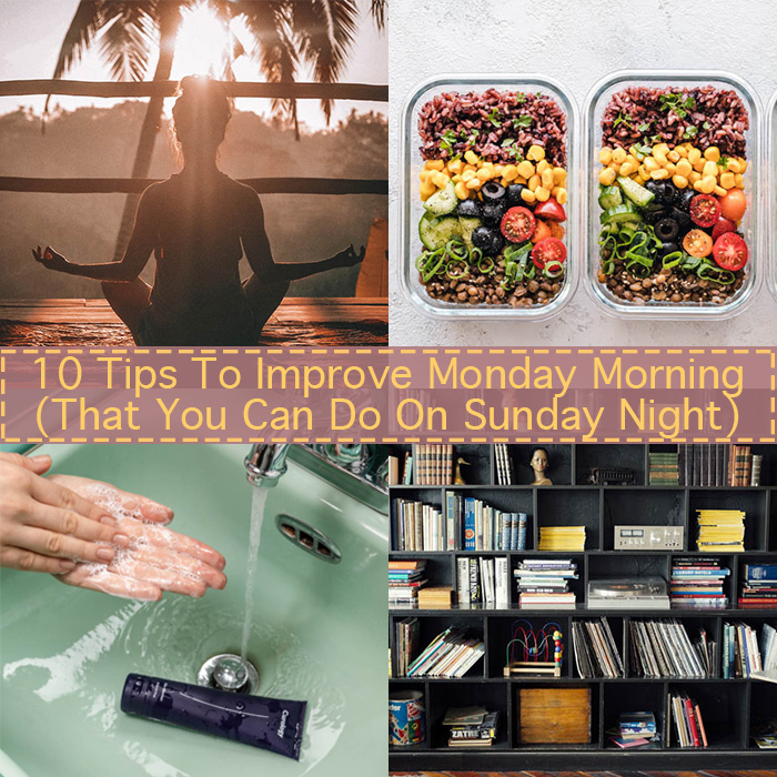 10 tips to improve monday morning collage